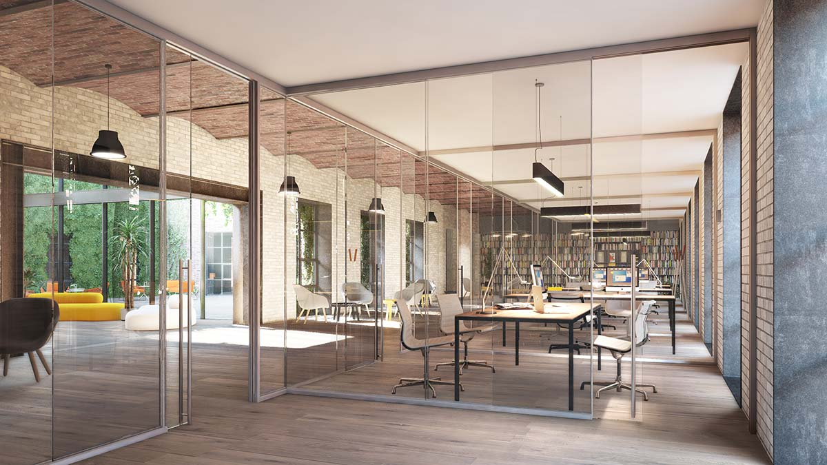 Architectural Rendering  Concept design architectural
