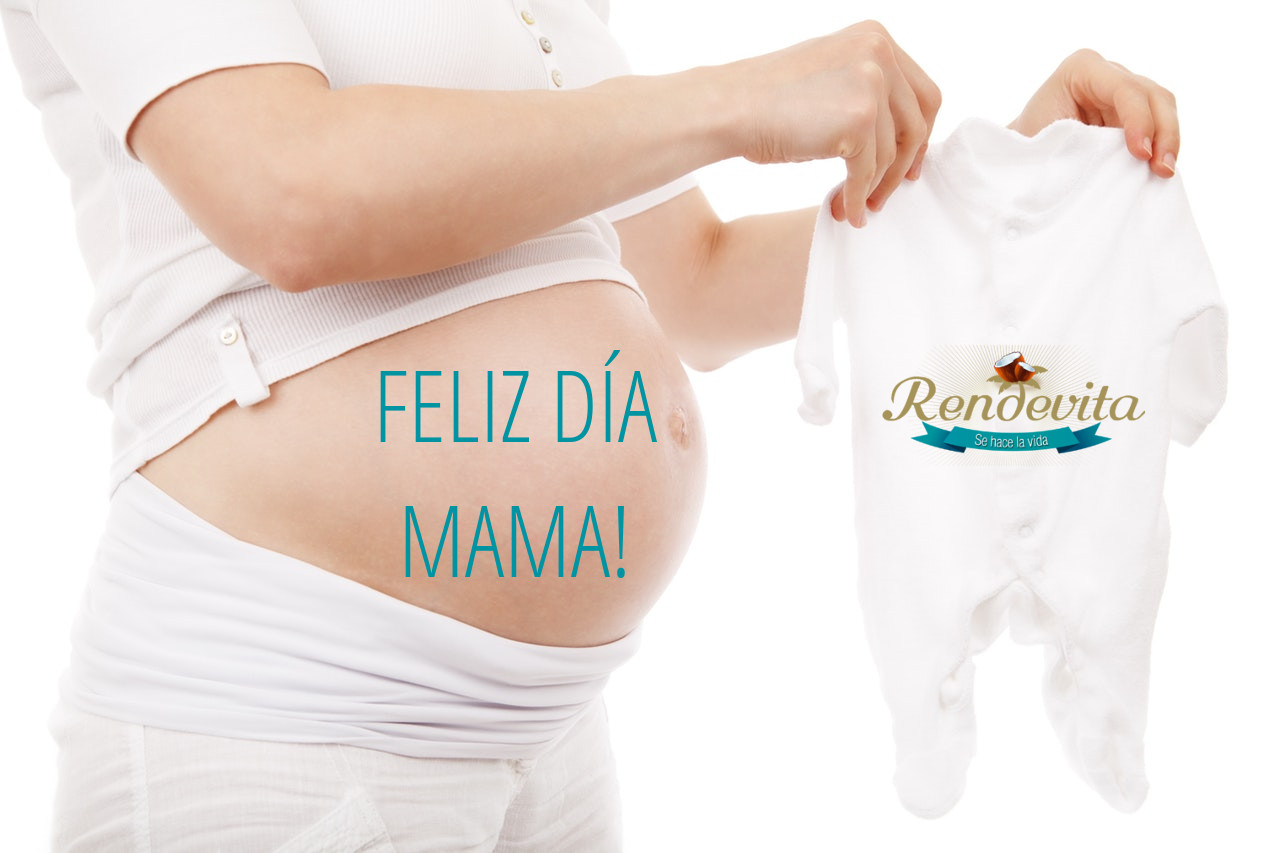 !Feliz día mamá!