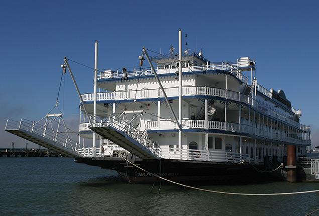 charter yacht san francisco