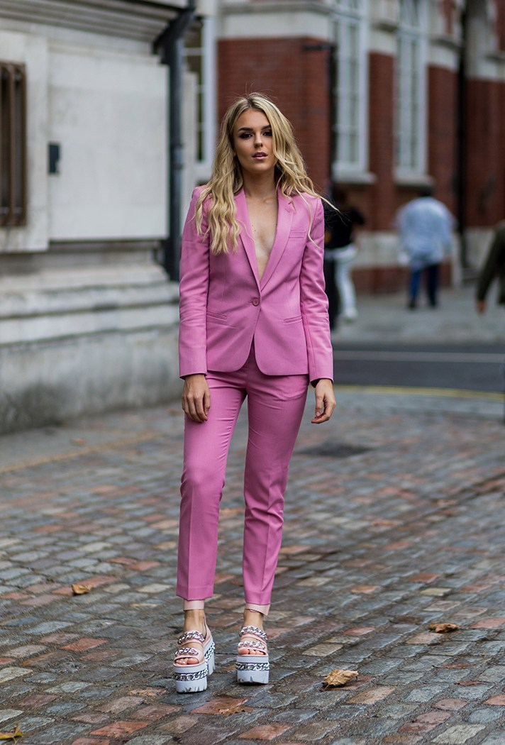 Image result for london fashion week 2017 street style