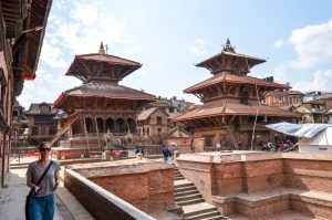 Puk at Patan DUrbar Square