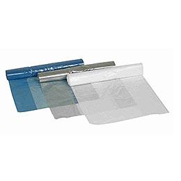 Plastpose grå 37x50 cm - 1 ks/50 ruller
