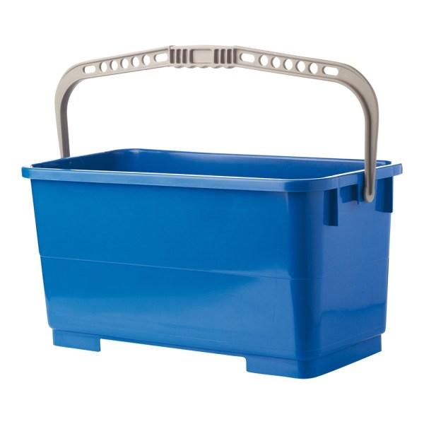 Spand 22 l. blå, til gulvvask