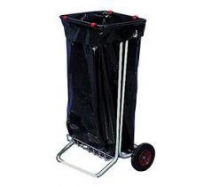 Affaldsstativer og spande