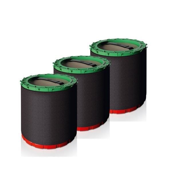 Unger Granulat Hydro Power Ultra filter Harpiks (S) 3 stk