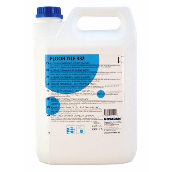 Floor Tile 332, 5 l, (Granat)