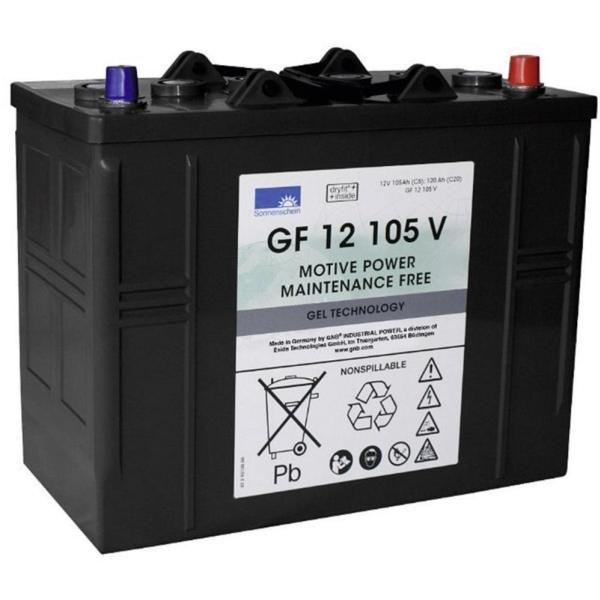 Batteri GF 12 105V
