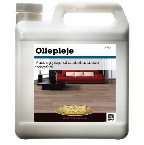 Oliepleje Hvid 2,5 l