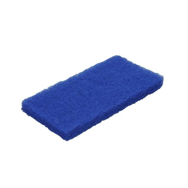 Skureblok grov, blå