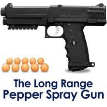 Long Range Pepper Spray Gun