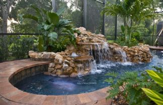 Outdoor Luxury Swimming Pools 6