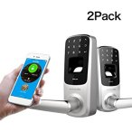 Fingerprint Lock Ultraloq UL3 BT Fingerprint Code Smart Lock