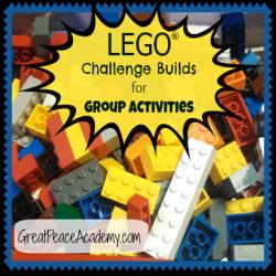 Lego Challenge Build Thumbnail
