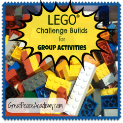 Lego Challenge Build Thumbnail