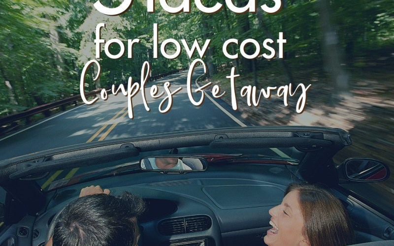 5 Ideas for Low Cost Couples Getaways | Renée at Great Peace #marriagemoments #wifey #ihsnet