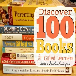Books for Gifted Homeschooling | Great Peace Academy
