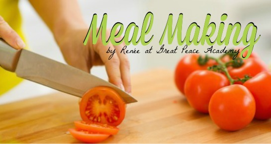 Meal Making by Renée at Great Peace Academy