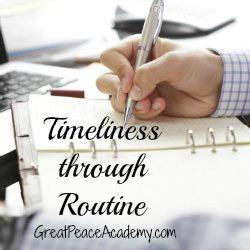 Timeliness through Routine thumbnail