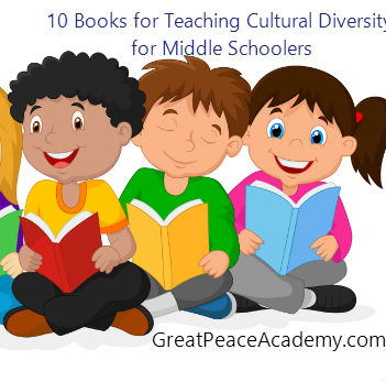 Cultural Diversity Books for Middle Schoolers