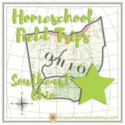 Southeast ohio field trips
