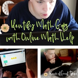 How to Find Help to Identify Gaps in Gifted Math Learning | Renée at Great Peace #math #gifted #ihsnet