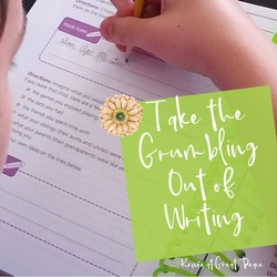 A Writing Curriculum that Teaches with Real World Application   Renée at Great Peace #ihsnet @ApologiaWorld