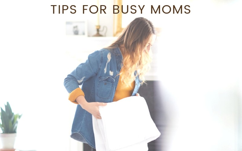 Home Organization Tips for Busy Moms | Renée at Great Peace #homemaker #keeperathome #household #organization #family #ihsnet