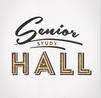 Senior Study Hall button