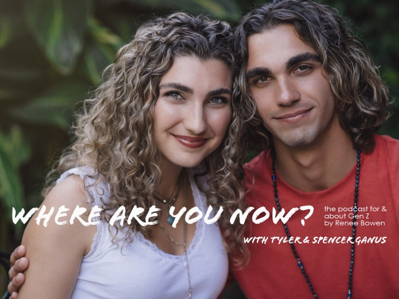 Sibling Harmony with Spencer & Tyler Ganus :: Episode 1 Where Are You Now Podcast