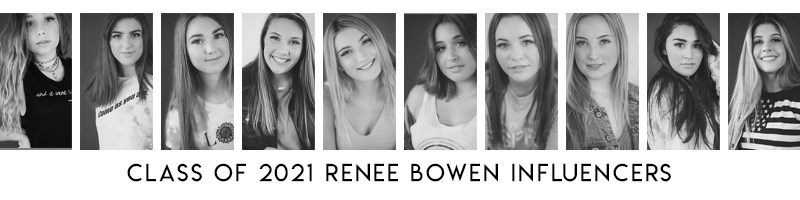 Class of 2021 Renee Bowen Influencer TEAM | Santa Clarita Senior Photographer