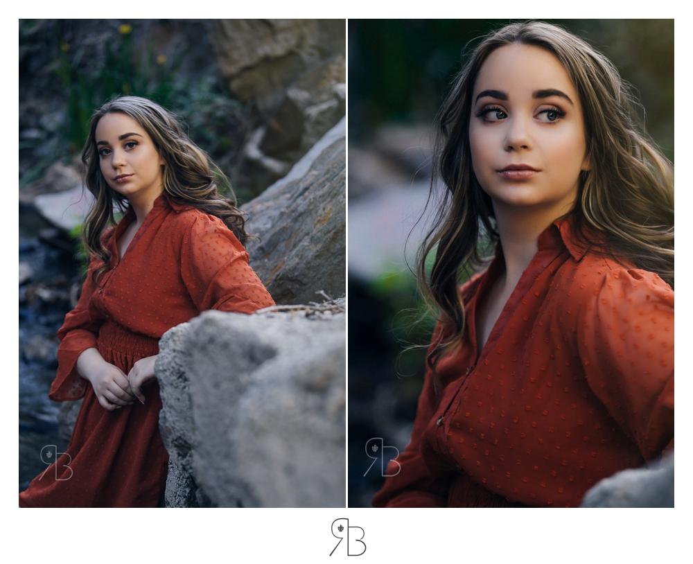 santa clarita senior photographer