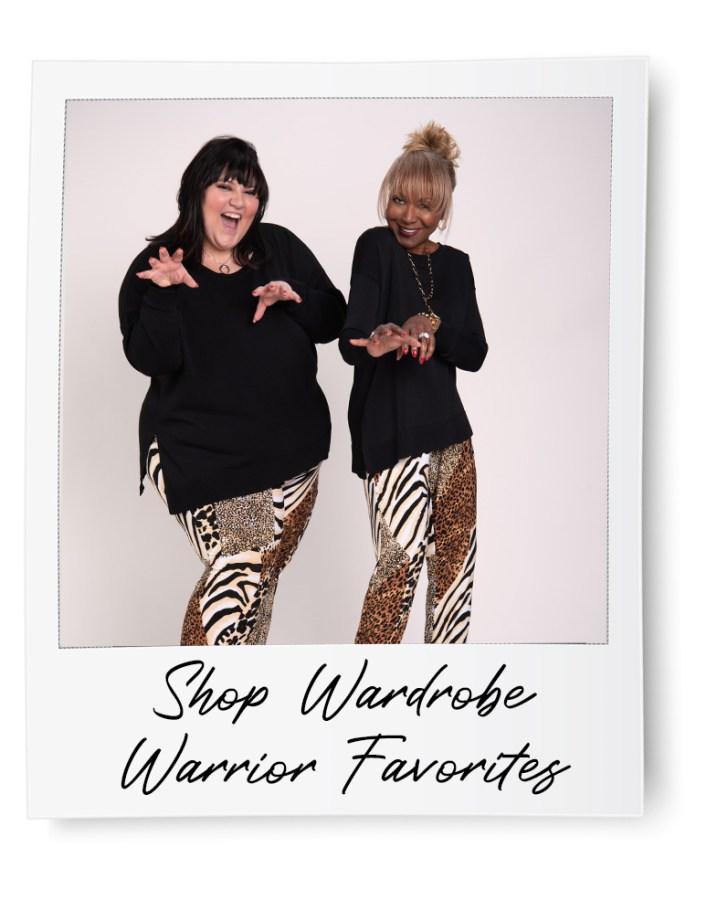 Shop Wardrobe Warrior Favorites