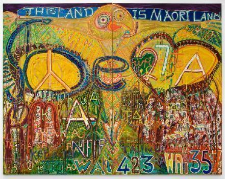 Emily Karaka - This Land is Maori Land