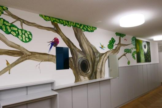 Augenwerk-Wandmalerei-Ganz