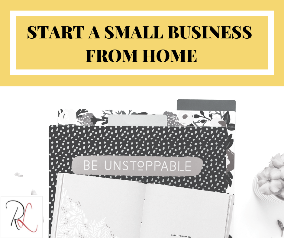 Start A Small Business From Home Renee Lamb Job Exit Strategist