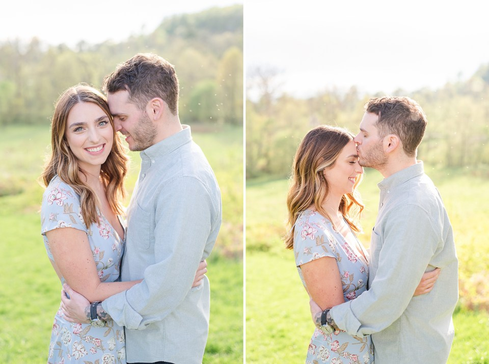 Renee Nicolo Photography's engagement session in Valley Forge PA