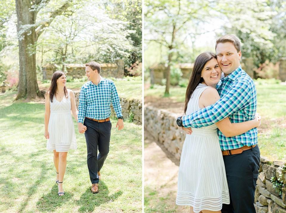 Pennsylvania wedding photographer Renee Nicolo Photography photographs engagement session