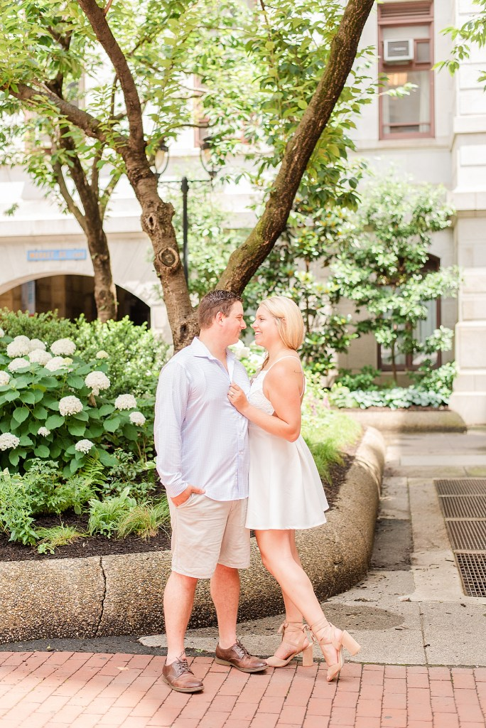Philly PA engagement session with Renee Nicolo Photography