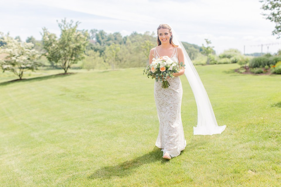first look at French Creek Golf Club with Renee Nicolo Photography