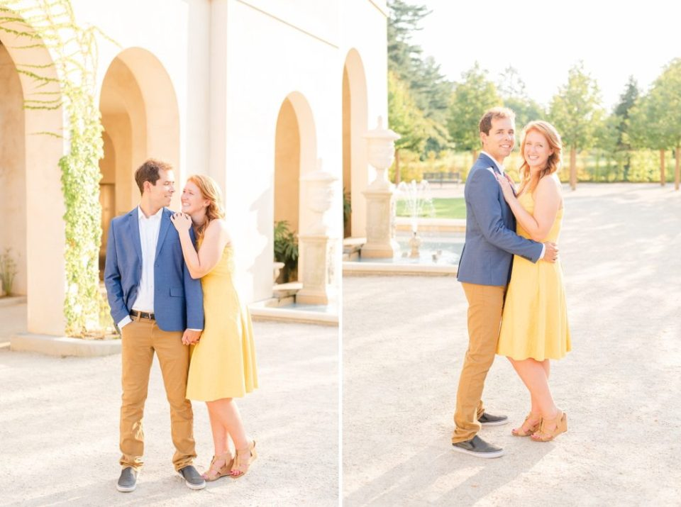 Pennsylvania wedding photographer Renee Nicolo Photography captures engagement session