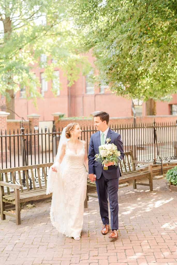 traditional Philly wedding day photographed by Renee Nicolo Photography