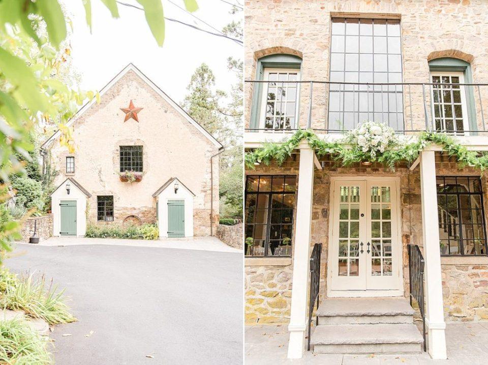 HollyHedge Estate wedding day with Renee Nicolo Photography