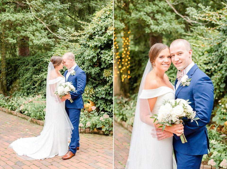Renee Nicolo Photography photographs PA wedding day