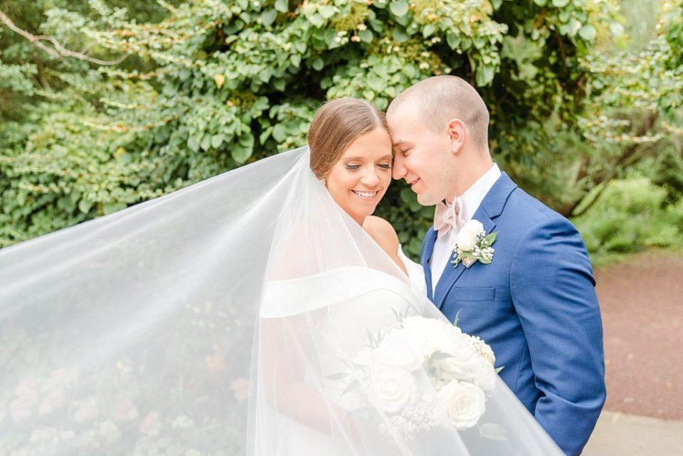 HollyHedge Estate wedding portraits by Renee Nicolo Photography