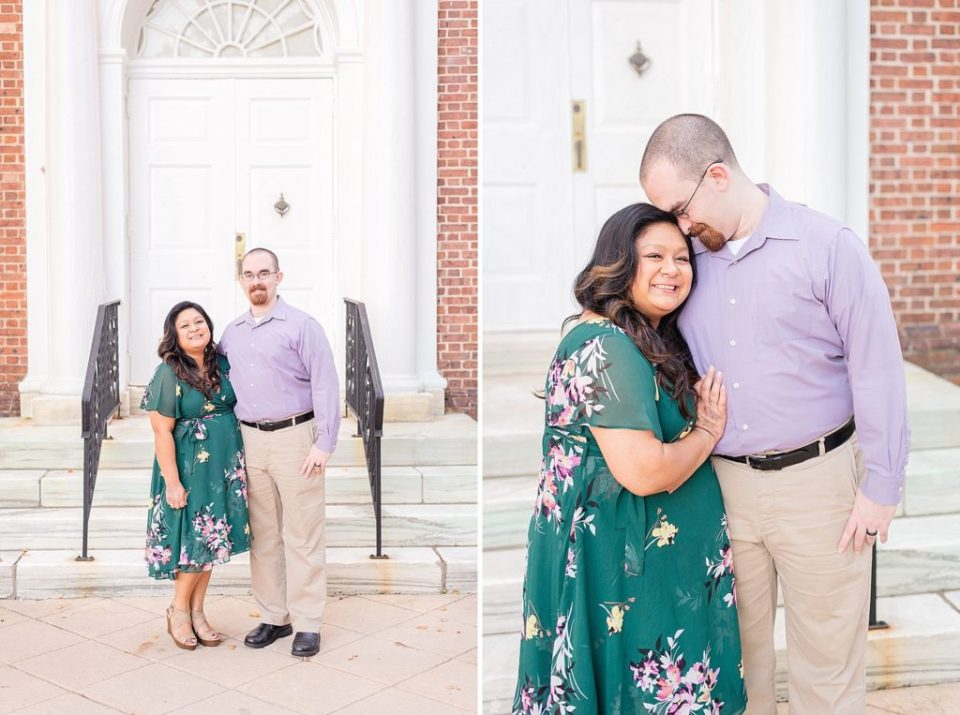 anniversary portraits with Renee Nicolo Photography