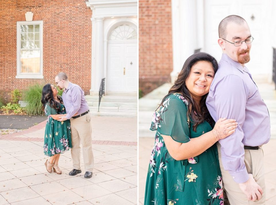 romantic anniversary photos with Renee Nicolo Photography
