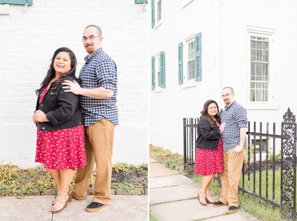 casual anniversary photo session with Renee Nicolo Photography