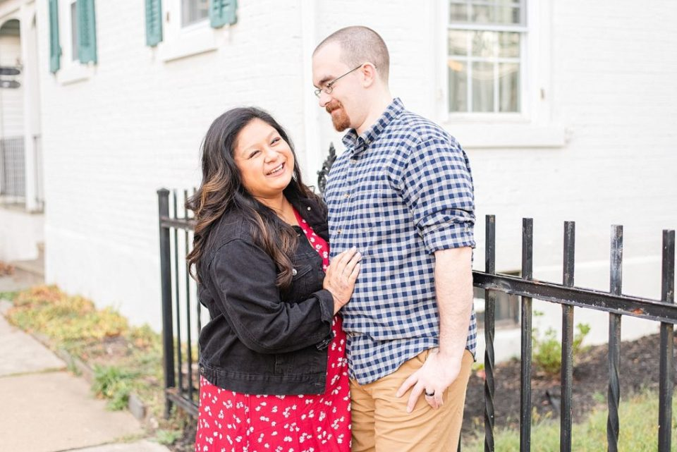 anniversary session with Renee Nicolo Photography