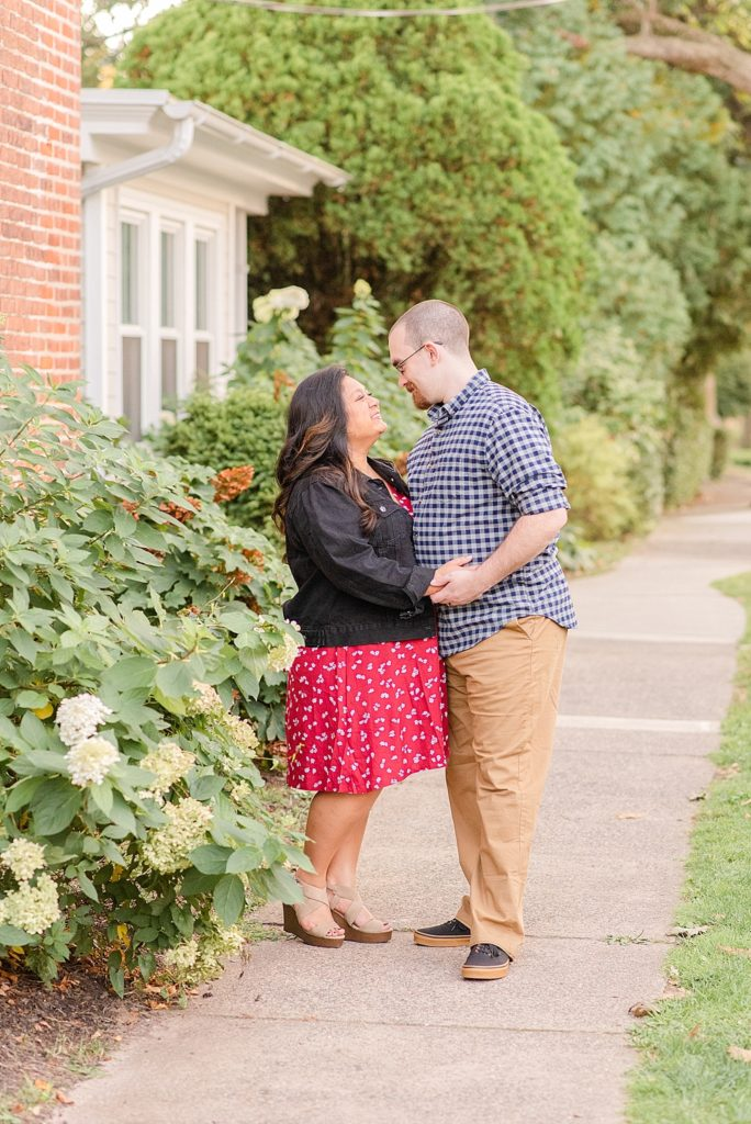 Doylestown PA anniversary session with Renee Nicolo Photography