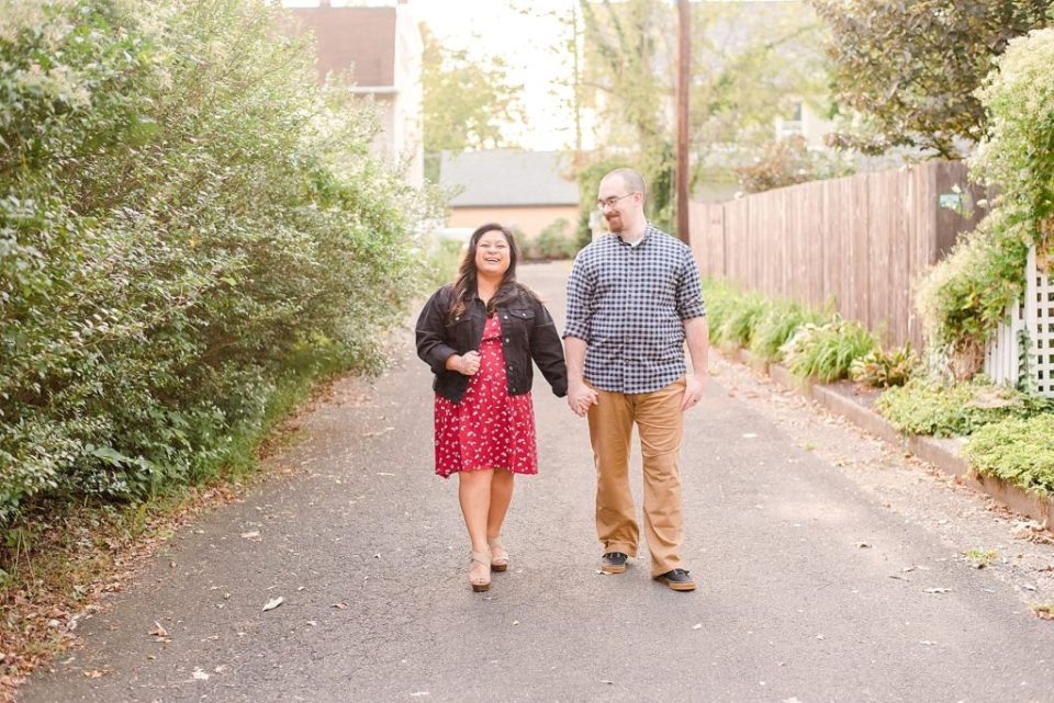 Doylestown anniversary session by Renee Nicolo Photography